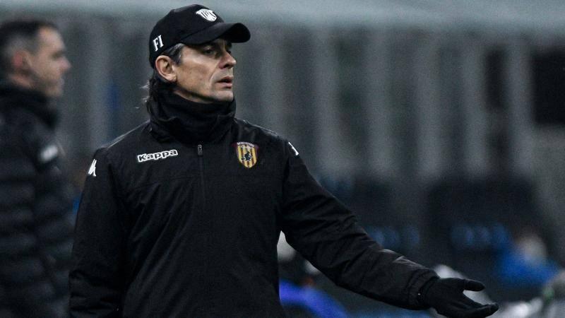 Il Benevento e Ranocchia-Lapadula,<br /> Inzaghi: L'arbitro ha detto di aver sbagliato