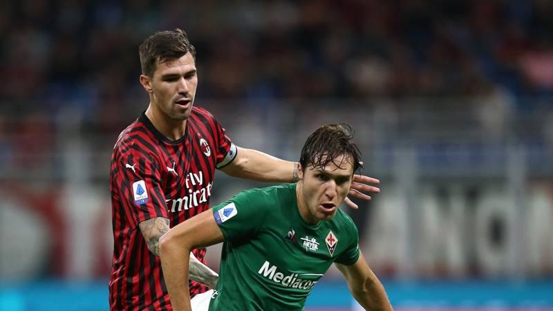 Il Milan chiede Milenkovic. La Fiorentina. 'No, ma volete Chiesa?'