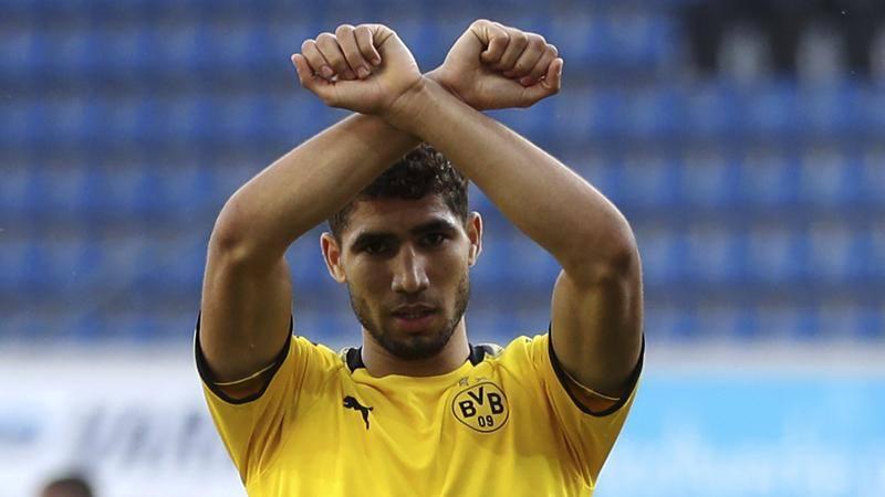 Il Real dice s� all'Inter per 45 milioni: Hakimi pronto a firmare