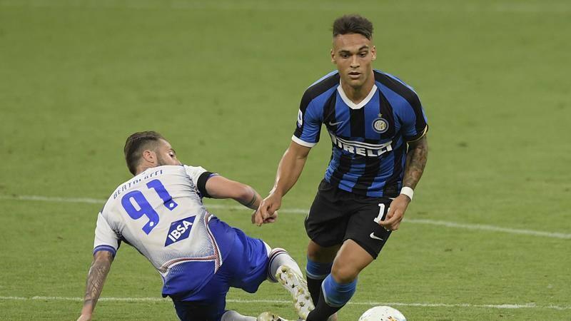 Inter, il migliore � Lautaro: 7. Ma Eriksen estrae colpi da campione. Jankto, cos� non va: 5