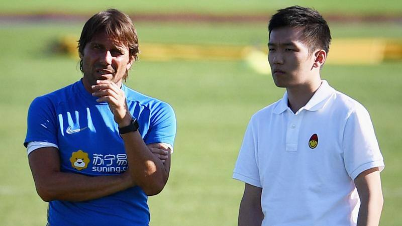 Inter, oggi l'incontro Zhang-Conte per la conferma. Se Antonio alza il tiro, c'� gi� il s� di Allegri
