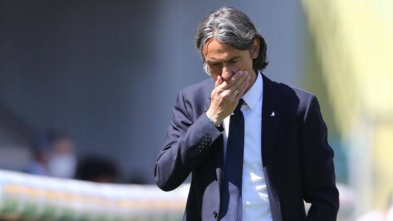 Inzaghi: 'L'arbitro mi ha detto che il contatto c'era. Ma allora perch�...'