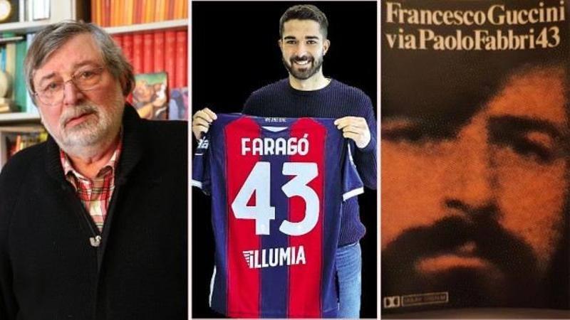Io, la 'buffa' 43 di Farag�, Platini e il mio cugino nell'Inter: il calcio secondo Guccini