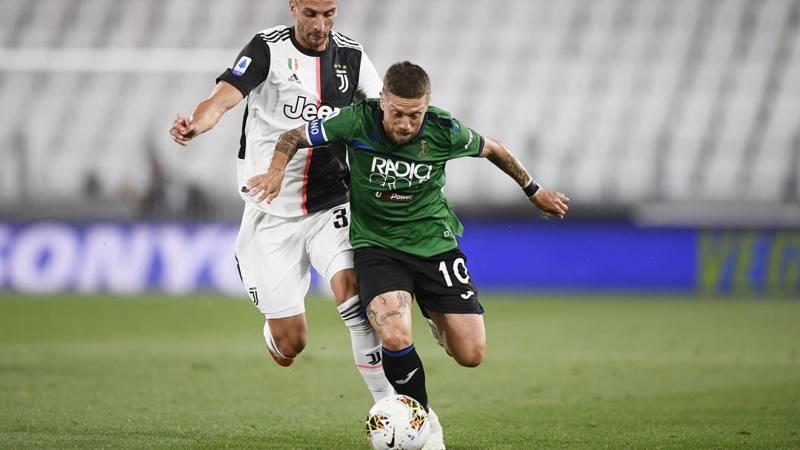 Juve-Atalanta, le pagelle: Gomez, giochi di prestigio, 7,5. Matuidi caracolla: 4,5