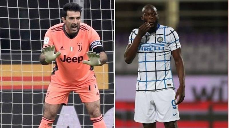 Juve-Inter: verdetto finale. Perch� Buffon contro Lukaku � la sfida decisiva