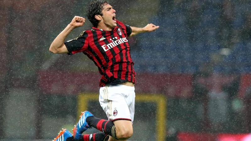 Kak�: Bello il Milan dei giovani, ma serve il peso di Ibra. Derby? Vinciamo 2-1