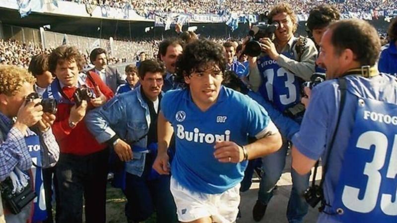 La mano de Dios, Napoli e il destino: cos� Sorrentino gira la vita di Maradona