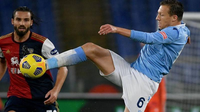 Lazio-Cagliari, le pagelle: Leiva re del centrocampo: 7. Marin bene ma si mangia un gol: 5,5