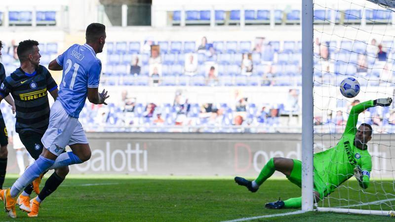 Lazio-Inter, le pagelle: Milinkovic,  De Vrij e Lautaro i migliori, 7. Ciro e Sensi, non va: 4