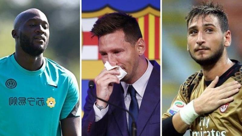 Messi, Lukaku e Donnarumma, lacrime milionarie e strategia: a chi credere?