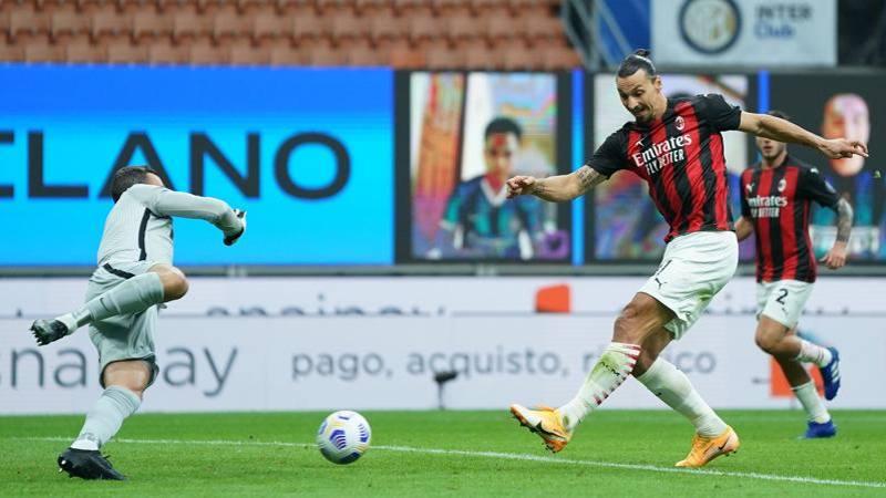 Milano col primato in testa: l'Inter davanti d� segnali di forza,<br /> il Milan prepara il controsorpasso