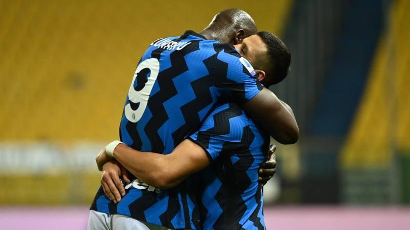 Parma-Inter,<br /> le pagelle: Sanchez decisivo,<br /> 7,<br />5. Bastoni � una garanzia: 7