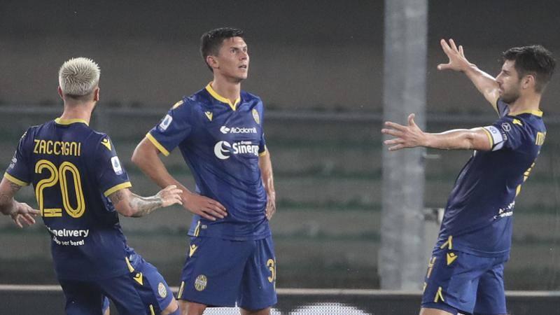 Pessina, l'uomo del trionfo Verona: Felici per i 40 punti, adesso chiss�...