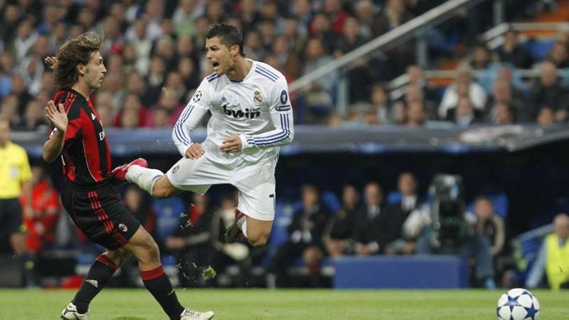 Pirlo chiama Ronaldo: i due ex rivali fanno un patto per la Juve