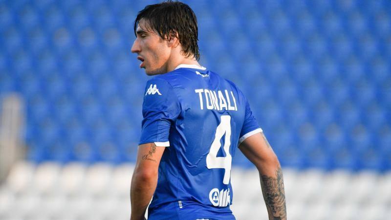 Pressing Milan su Tonali. E l?Inter non ha pi� fretta