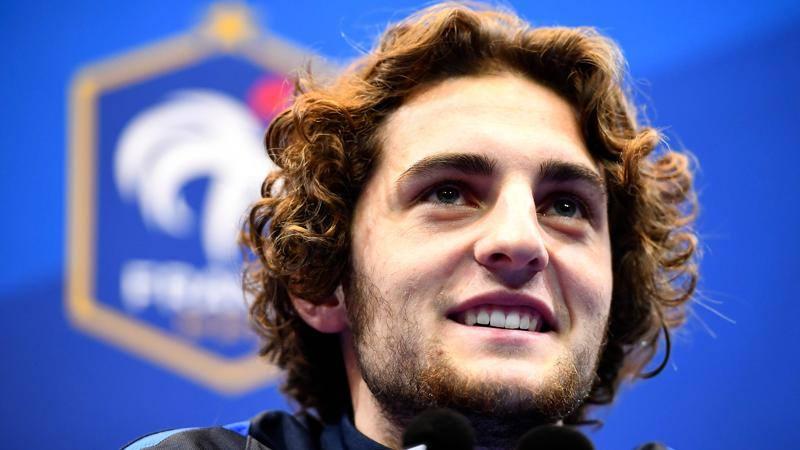 Rabiot si esalta: 'Con Pirlo siamo da Champions. � il tecnico che fa per me'