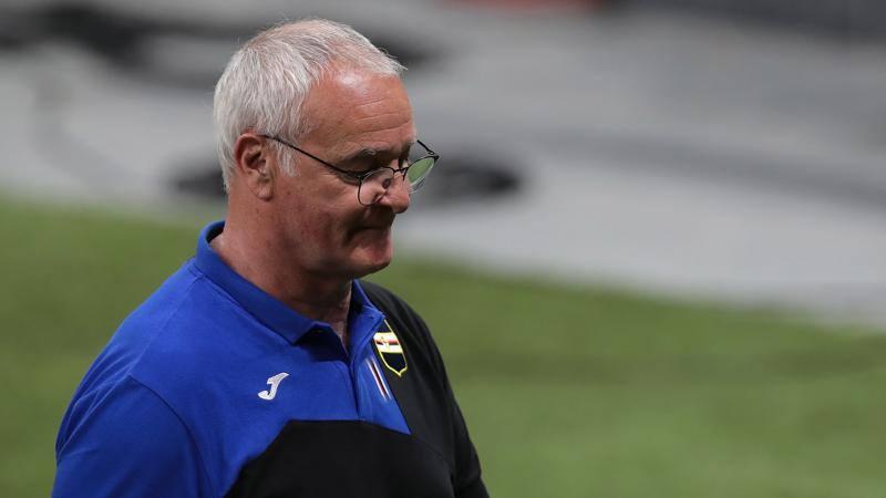 Ranieri: 'Samp troppo timida e timorosa, abbiamo aiutato l'Inter a vincere...'