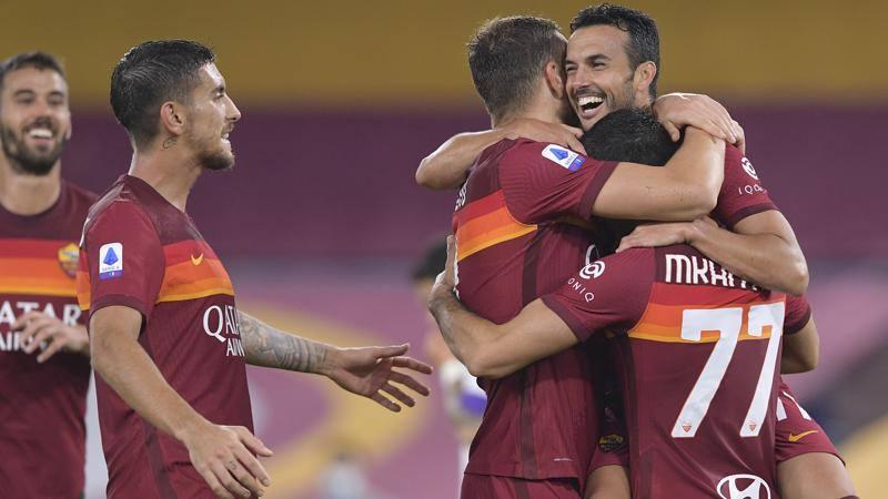 Roma-Fiorentina, le pagelle: Pedro spettacolare, merita 7. Callejon fuori forma: 5