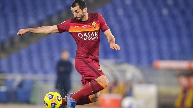 Roma-Torino,<br /> le pagelle: Mkhitaryan,<br /> non solo il gol: 7. Edera ha personalit�: 6,<br />5