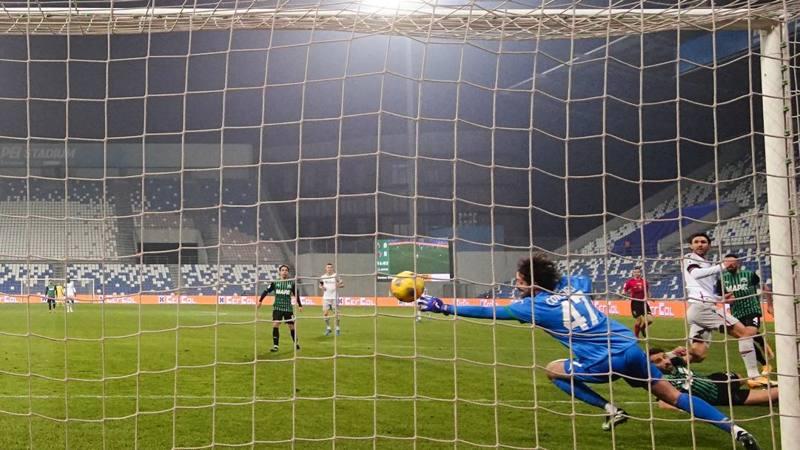 Sassuolo-Bologna,<br /> le pagelle: Soriano (7) qualit� e quantit�. Magnanelli (5),<br /> che pasticcio!