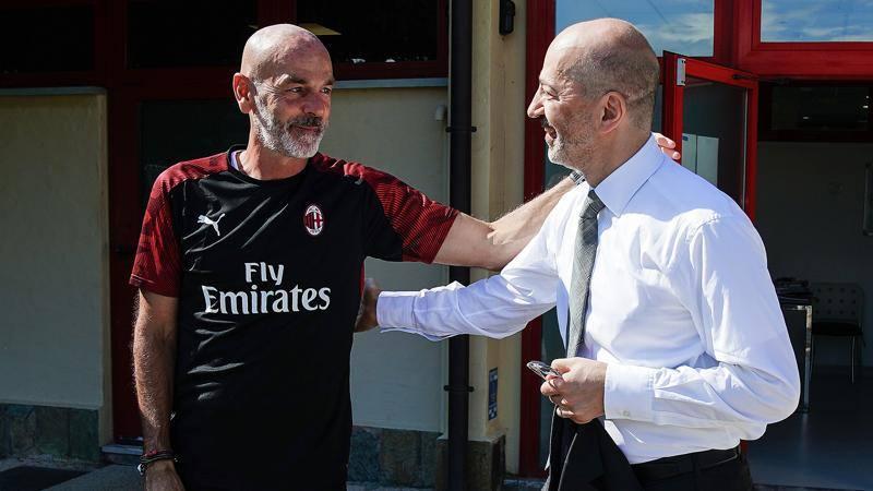Svolta in casa Milan,<br /> fiducia a Pioli: rester� anche senza Champions