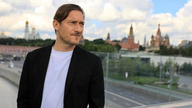Totti torna in Russia: La 10 della Roma sar� ancora indossata. E sull'Europeo...