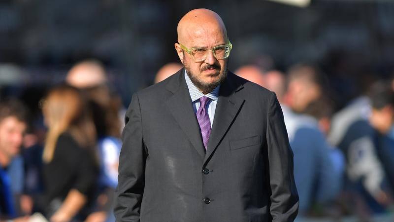 Udinese,<br /> l?allarme di Marino: Abbiamo tre no-vax in squadra