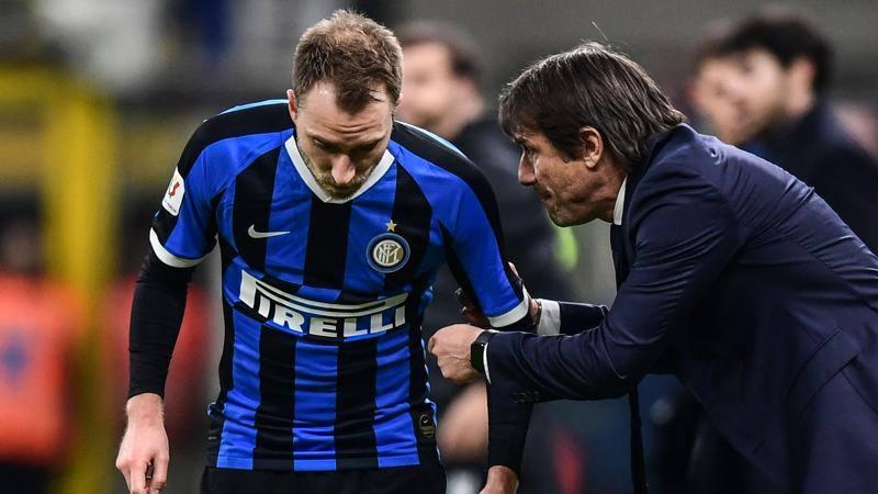 Un nuovo Eriksen sempre pi� d'attacco, ora l'Inter gli chiede i gol dello scudetto
