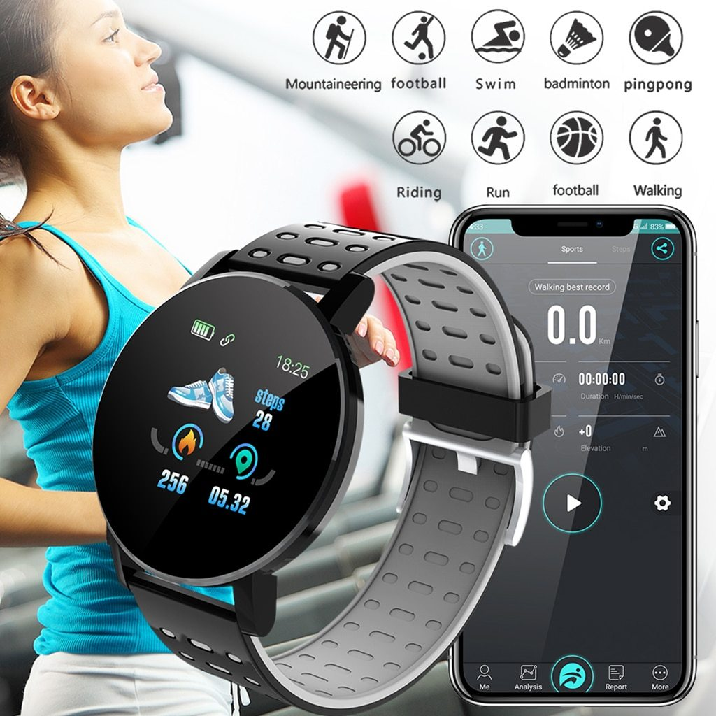 Smart Watch fitness tracker orologio